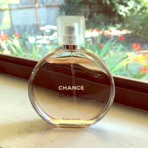 Chanel Chance Eau Vive 3.4oz